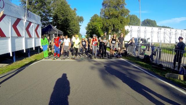 Artwork for Amsterdam Skateboard Marathon - ISKB:153