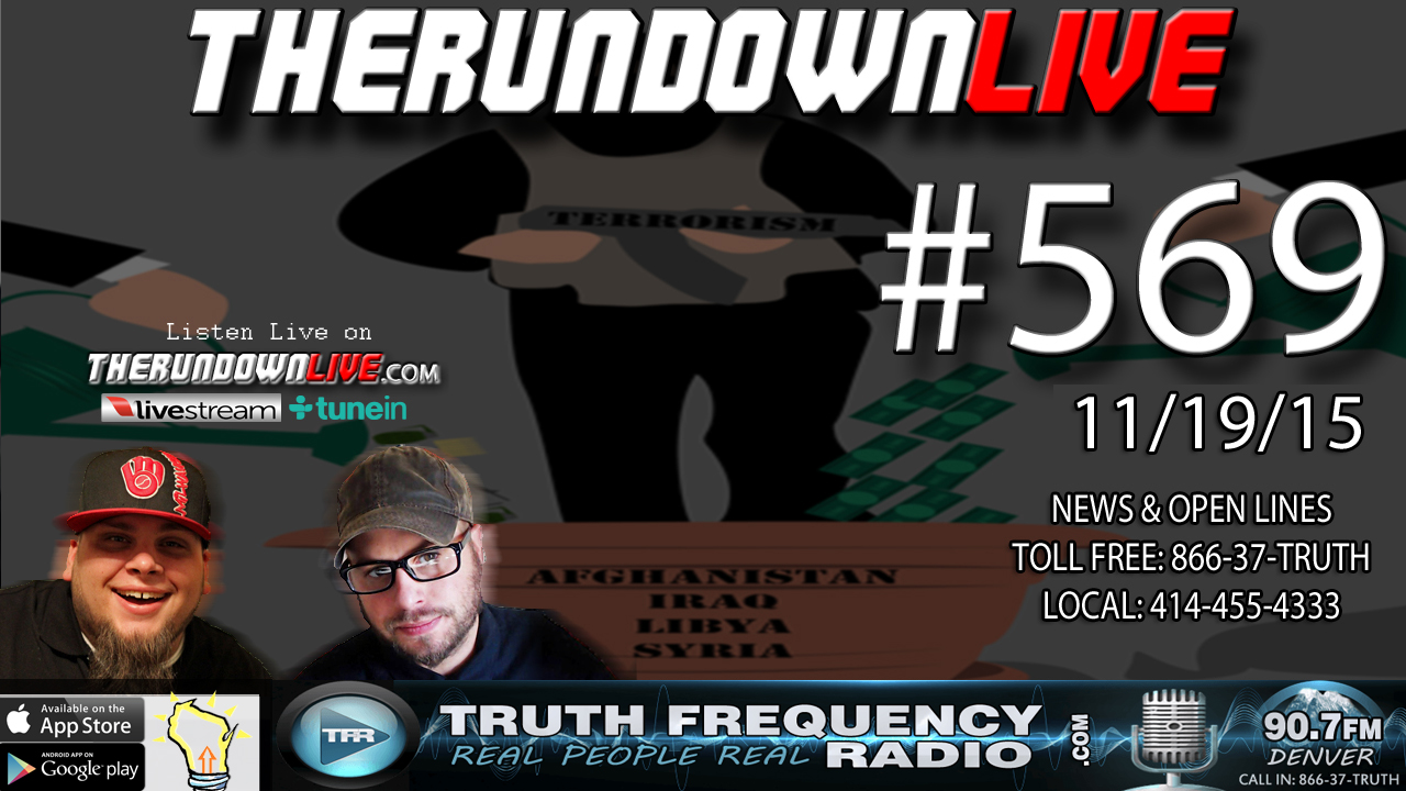 The Rundown Live #569 (Indiegogo Merchquake,Old Lady Hit & Run,Facebook)