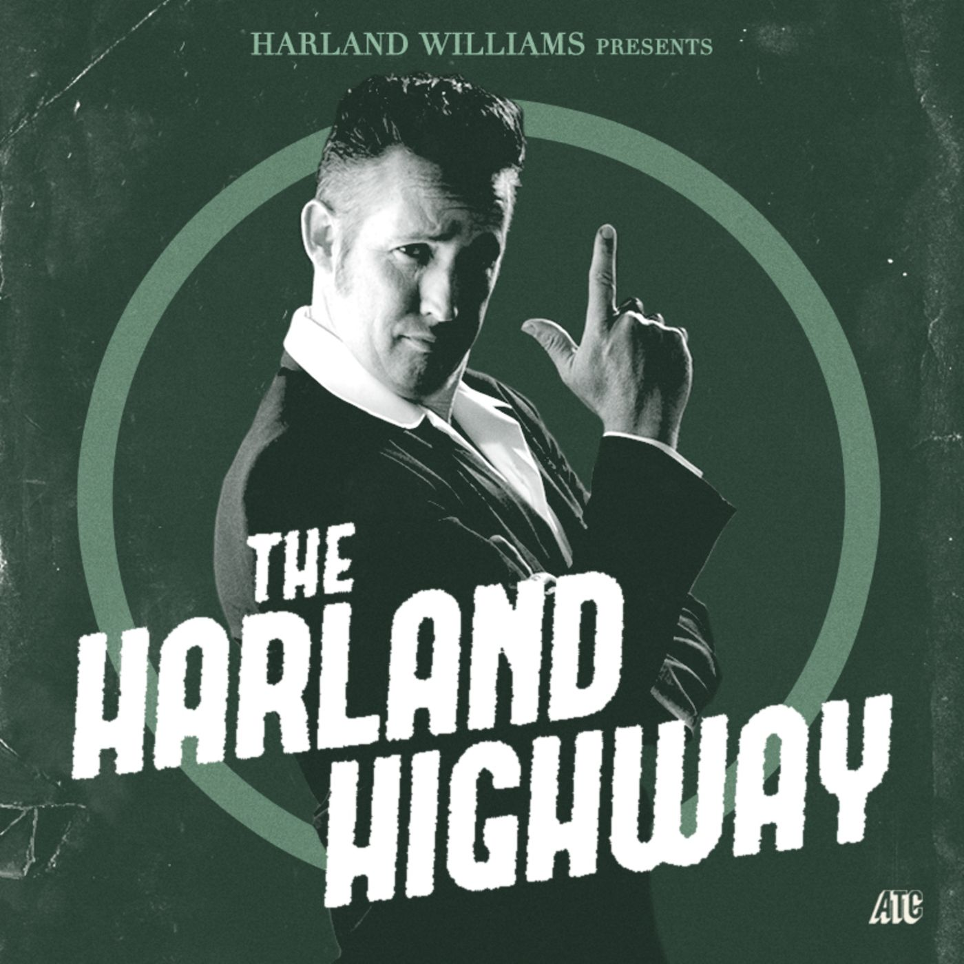 The Harland Highway show art