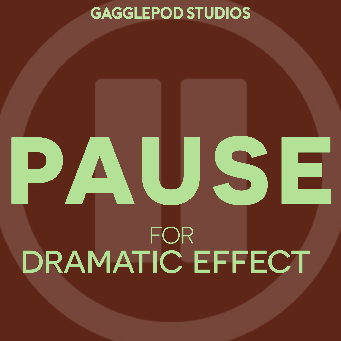 Introducing PAUSE for Dramatic Effect