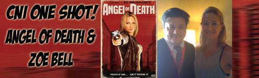 Episode 213 - CNI One Shot! Angel of Death with Zoe Bell, Ed Brubaker, Doug Jones, Ted Raimi
