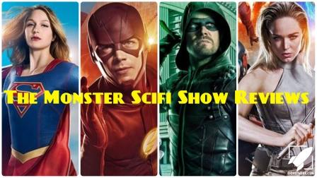 The Monster Scifi Show Podcast - Heroes vs Aliens: Invasion