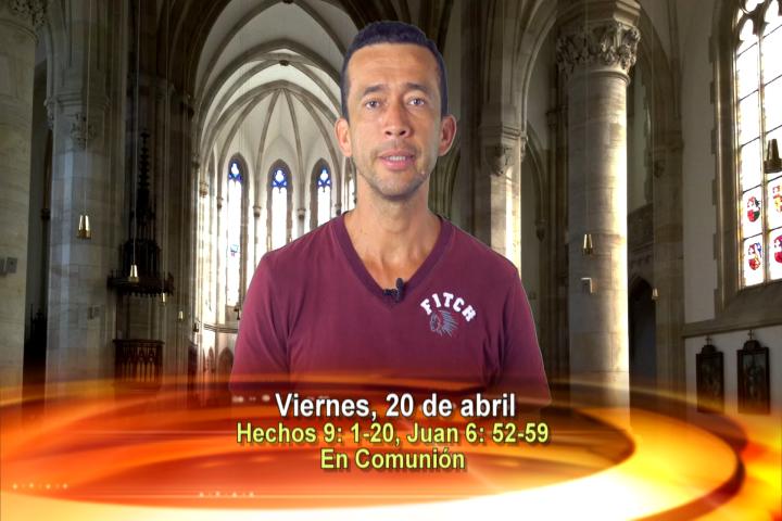 Artwork for Dios te Habla con Carlos Andrés Muñoz Hipia : Tema el hoy: en comunión