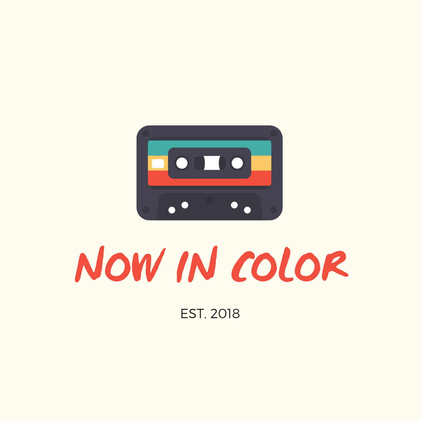 Now In Color show art