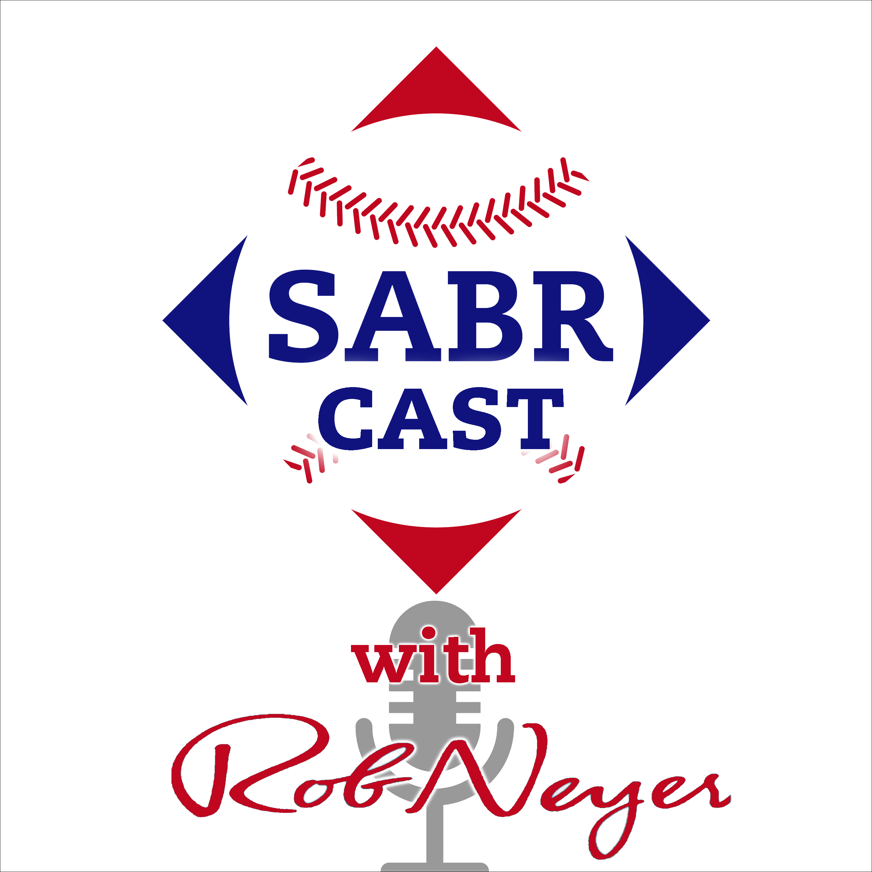 SABRcast with Rob Neyer show art