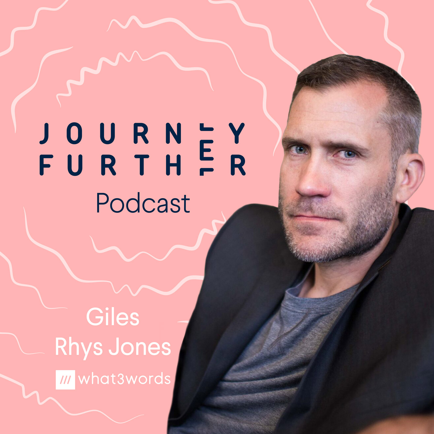 what3words with Giles Rhys Jones