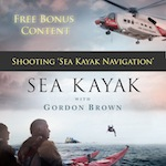 Artwork for Video - Shooting 'Sea Kayak Navigation'
