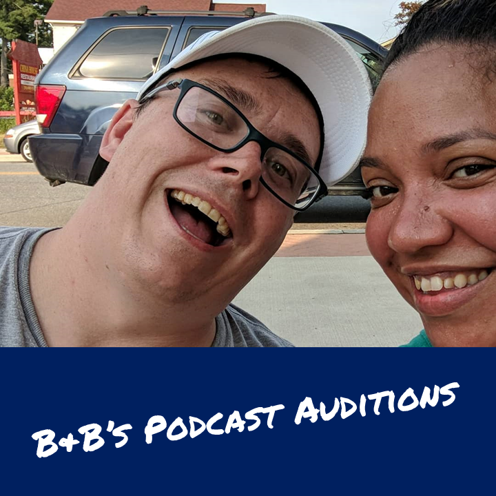 B&Bs Podcast Auditions show art