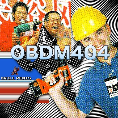 OBDM404 - Drill Man