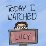 Artwork for Movie Review: Lucy (2014)