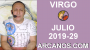 Artwork for HOROSCOPO VIRGO - Semana 2019-29 Del 14 al 20 de julio de 2019 - ARCANOS.COM