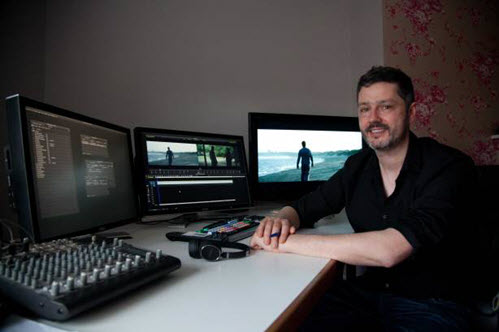 Nathan Nugent - Irish Film Editor - Sensation, As If I Am Not There, What Richard Did, Run & Jump, and Frank