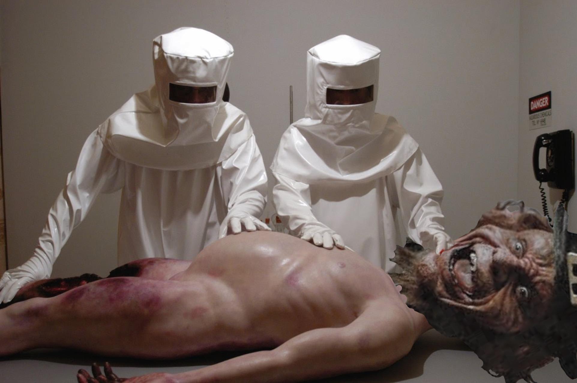 55-Leprechaun Autopsy
