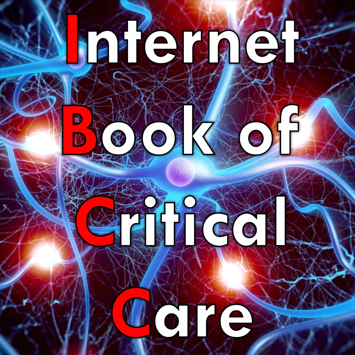 The Internet Book of Critical Care Podcast show art