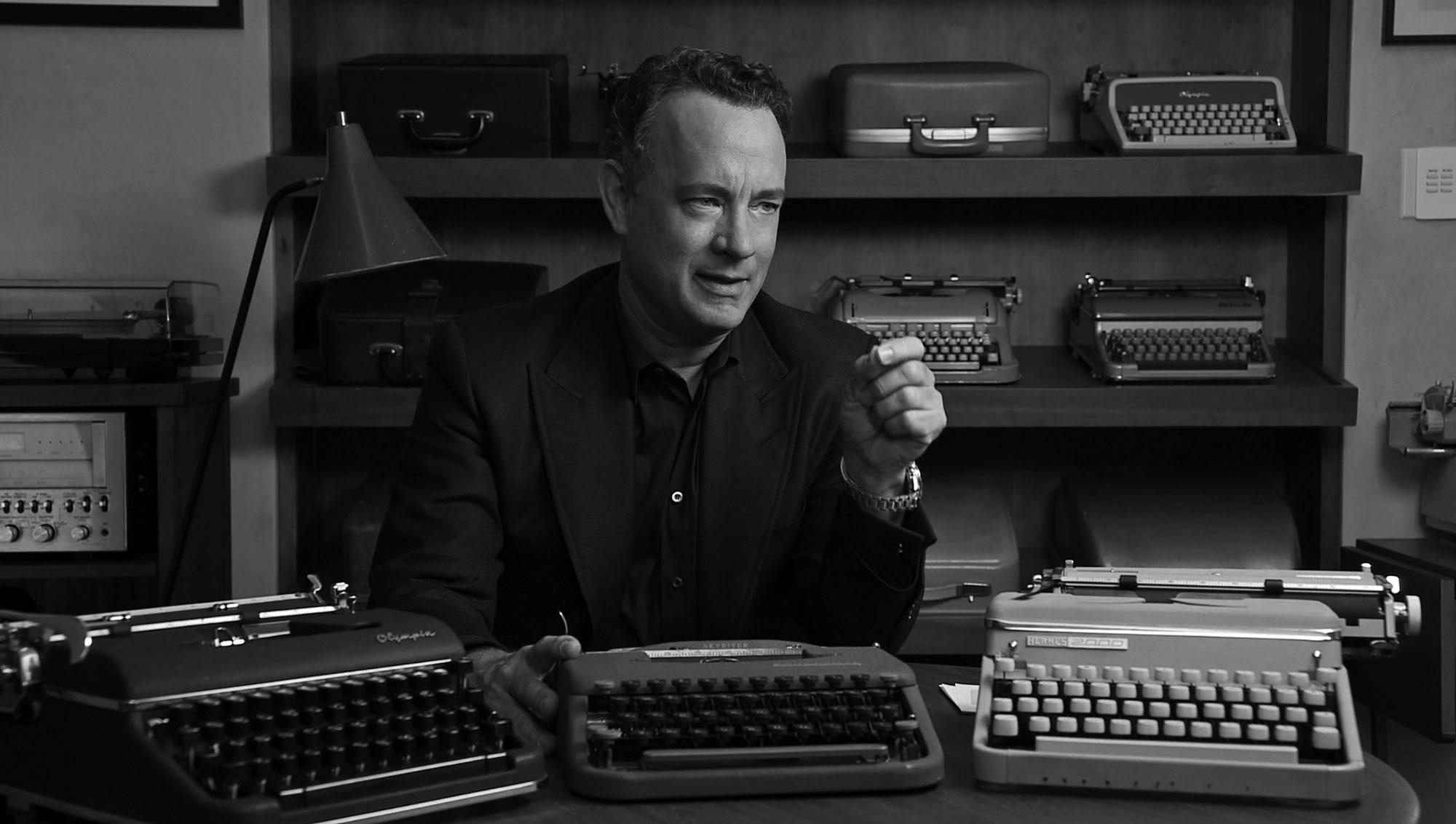 Tom Hanks ten words