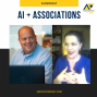 Artwork for #88 ARTIFICIAL INTELLIGENCE AND INNOVATION FOR ASSOCIATIONS  | Ron Moen Guests | Association Chat with KiKi L'Italien