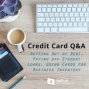 Artwork for 595-Credit Card Q&A: Getting Out of Debt, Paying off Student Loans, Using Cards for Business Inventory
