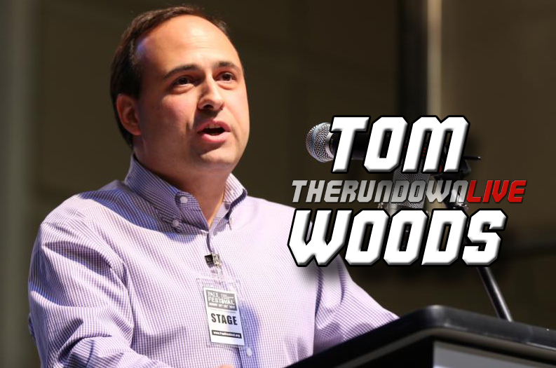 The Rundown Live #104 Tom Woods