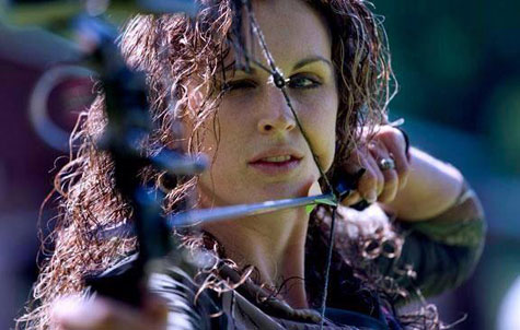 Amanda Lowrey from Extreme Huntress!  HFJ 46