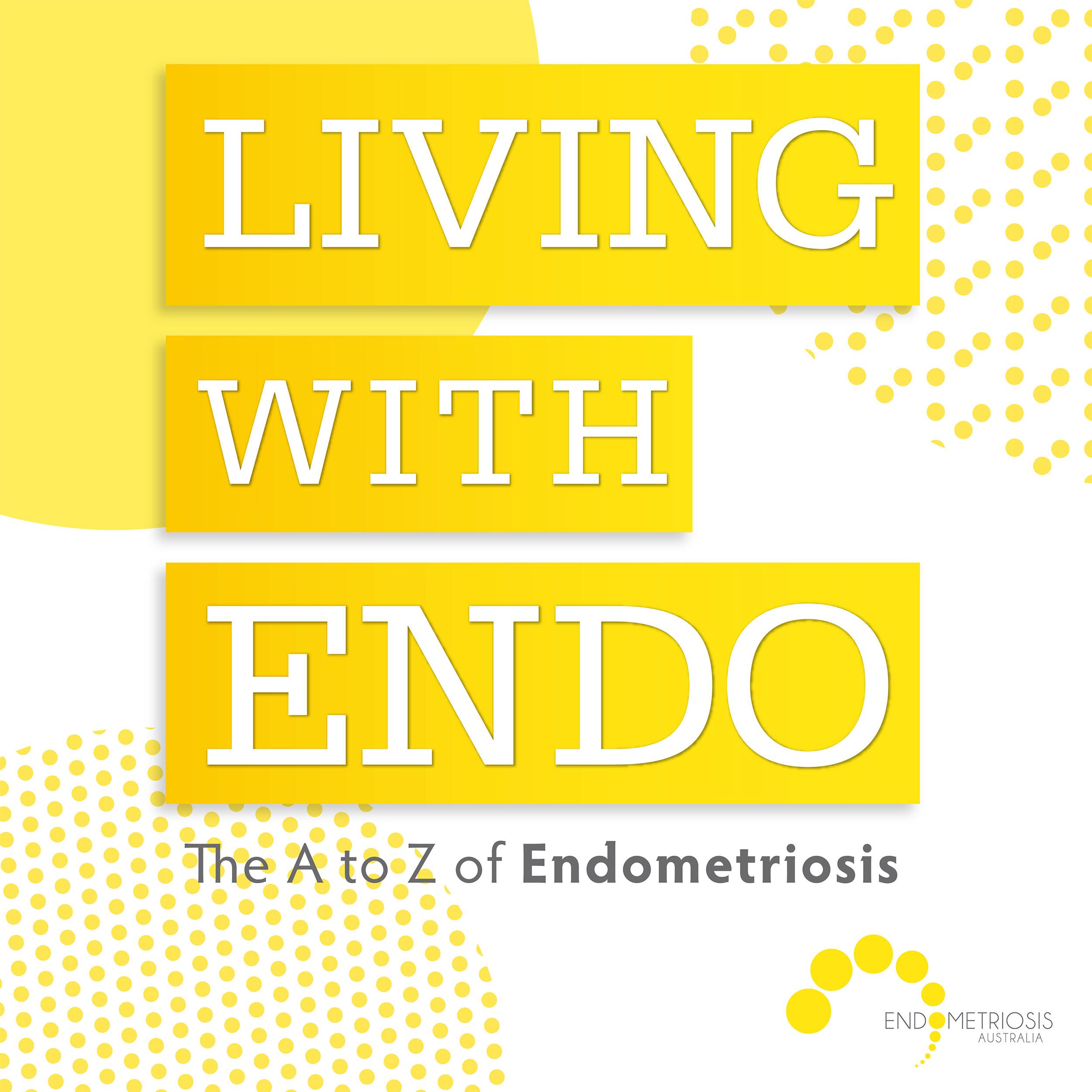 Living With Endo show art