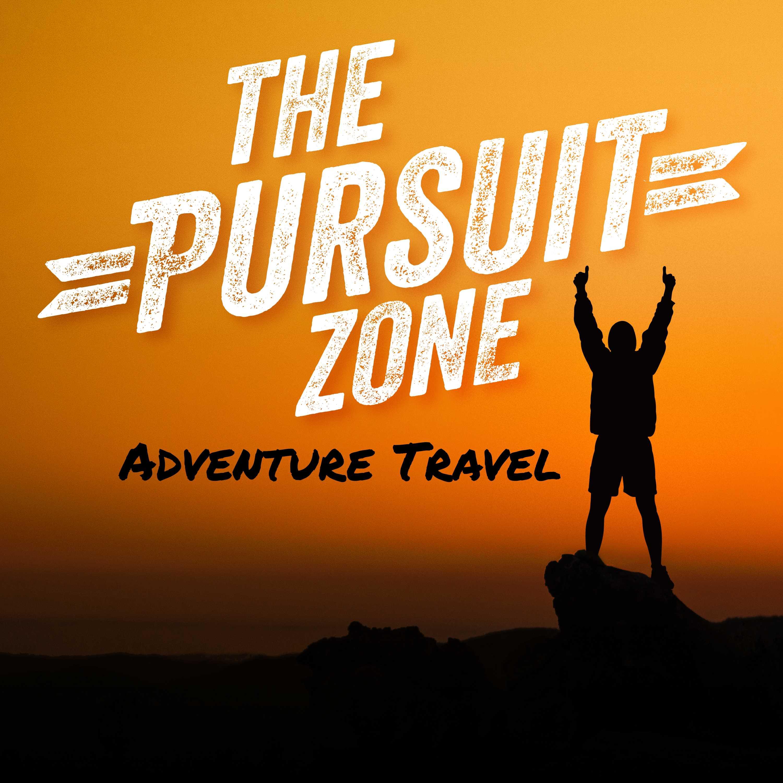 The Pursuit Zone show art