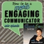 Artwork for 25: How to be a more engaging communicator [solo] with Halelly Azulay on the TalentGrow Show
