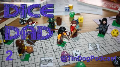 TDP 602: Dice Dad 002