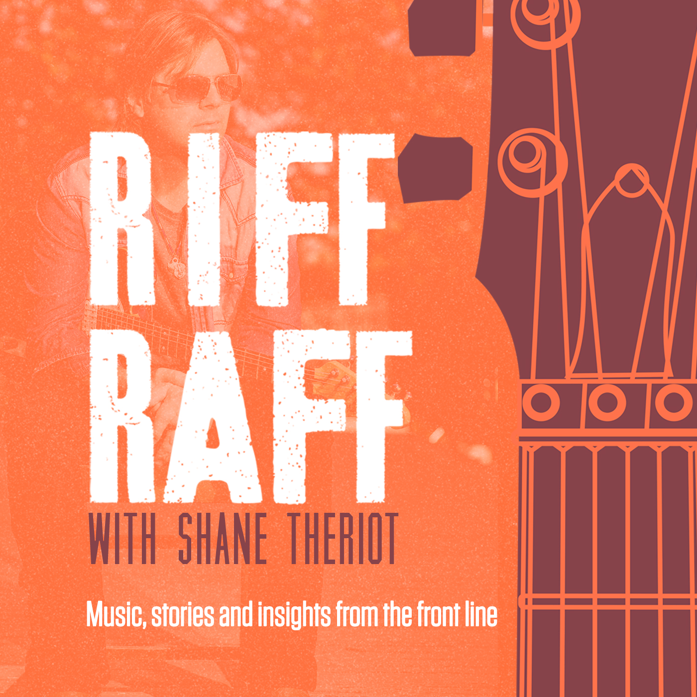 The Riff Raff with Shane Theriot show art