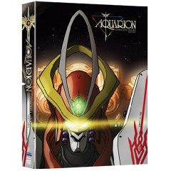 Anime DVD Review: Aquarion Boxed Set 1, Disc 2, Episodes 6-9
