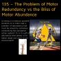 Artwork for 135 – The Problem of Motor Redundancy vs the Bliss of Motor Abundance