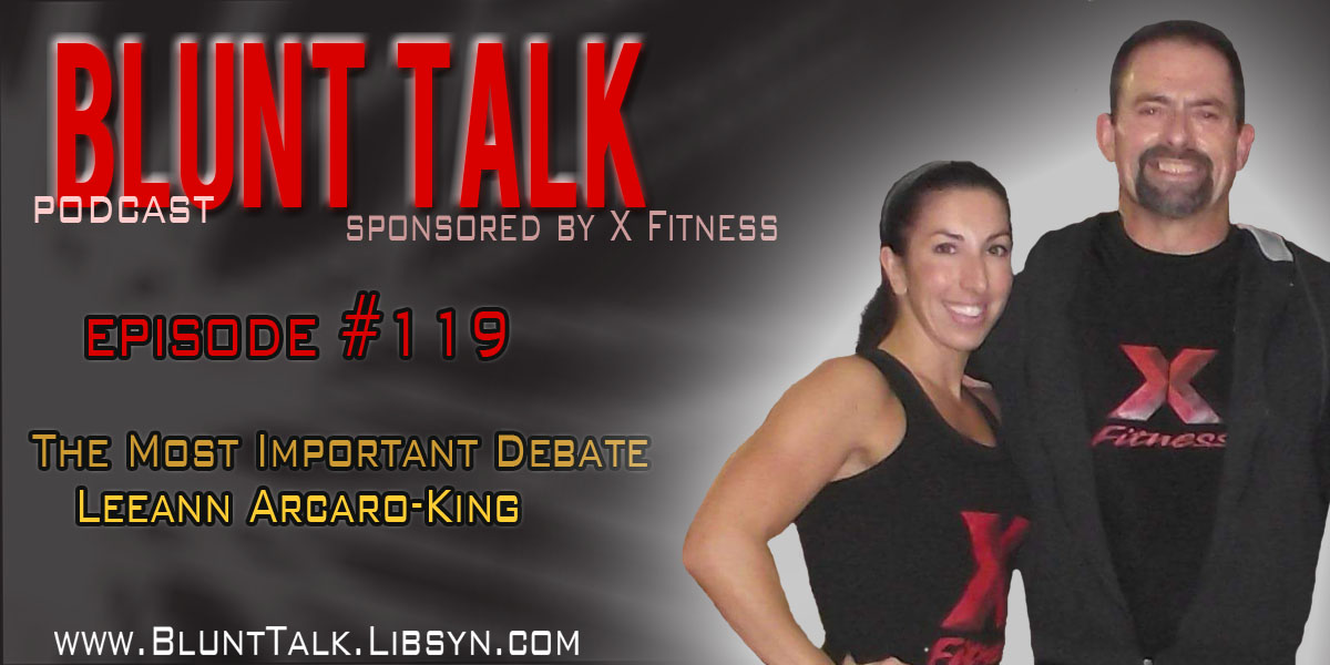 Artwork for The Most Important Debate: Leeann Arcaro-King