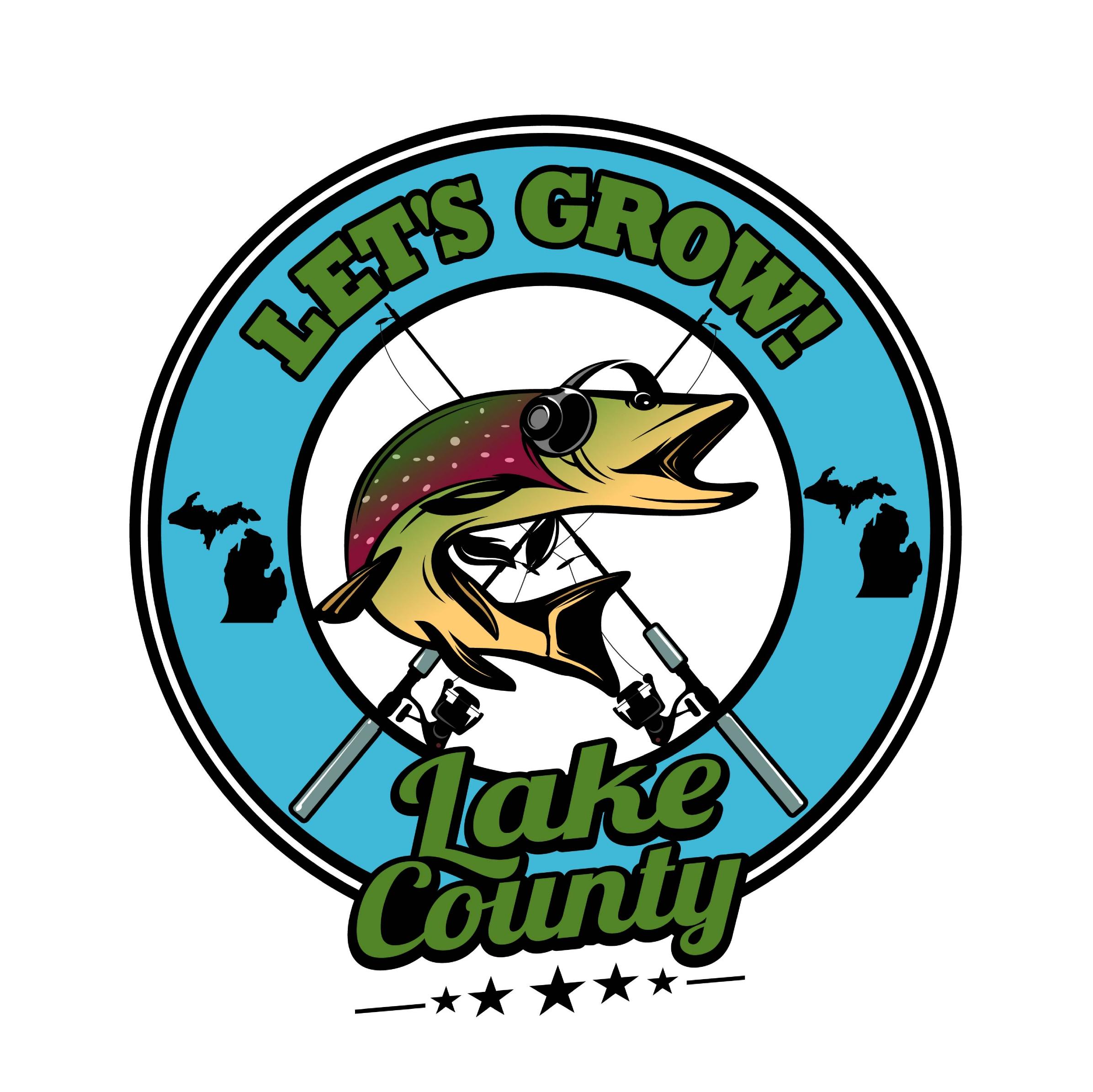Let's Grow! Lake County show art