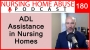 Artwork for 180- Activities of daily living assistance in nursing homes