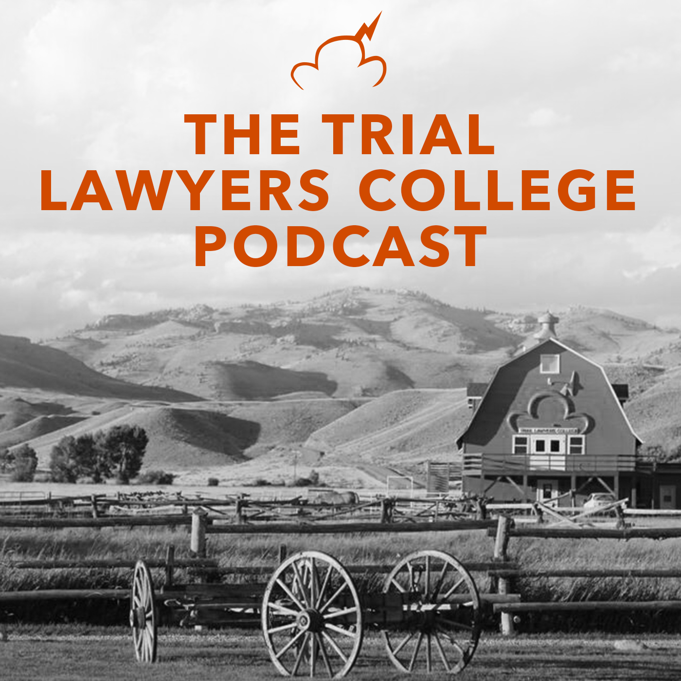 The Trial Lawyers College Podcast show art