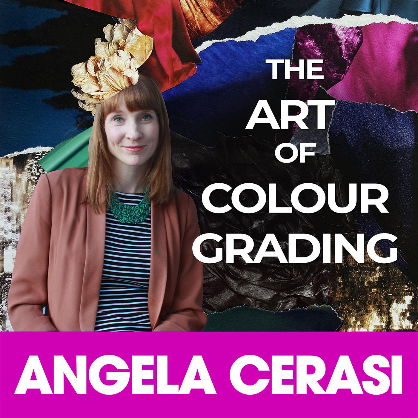 The Art of Colour Grading Podcast show art