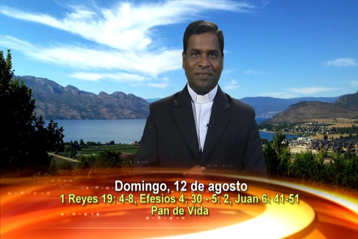 Artwork for Dios te Habla con Fr. Deeber Yonas, SVD;  Tema el hoy: Pan de vida