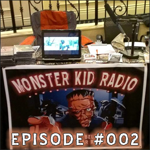 Monster Kid Radio #002 - Top Three Films from Karloff, Lugosi, and Agar (from Wonder Northwest)
