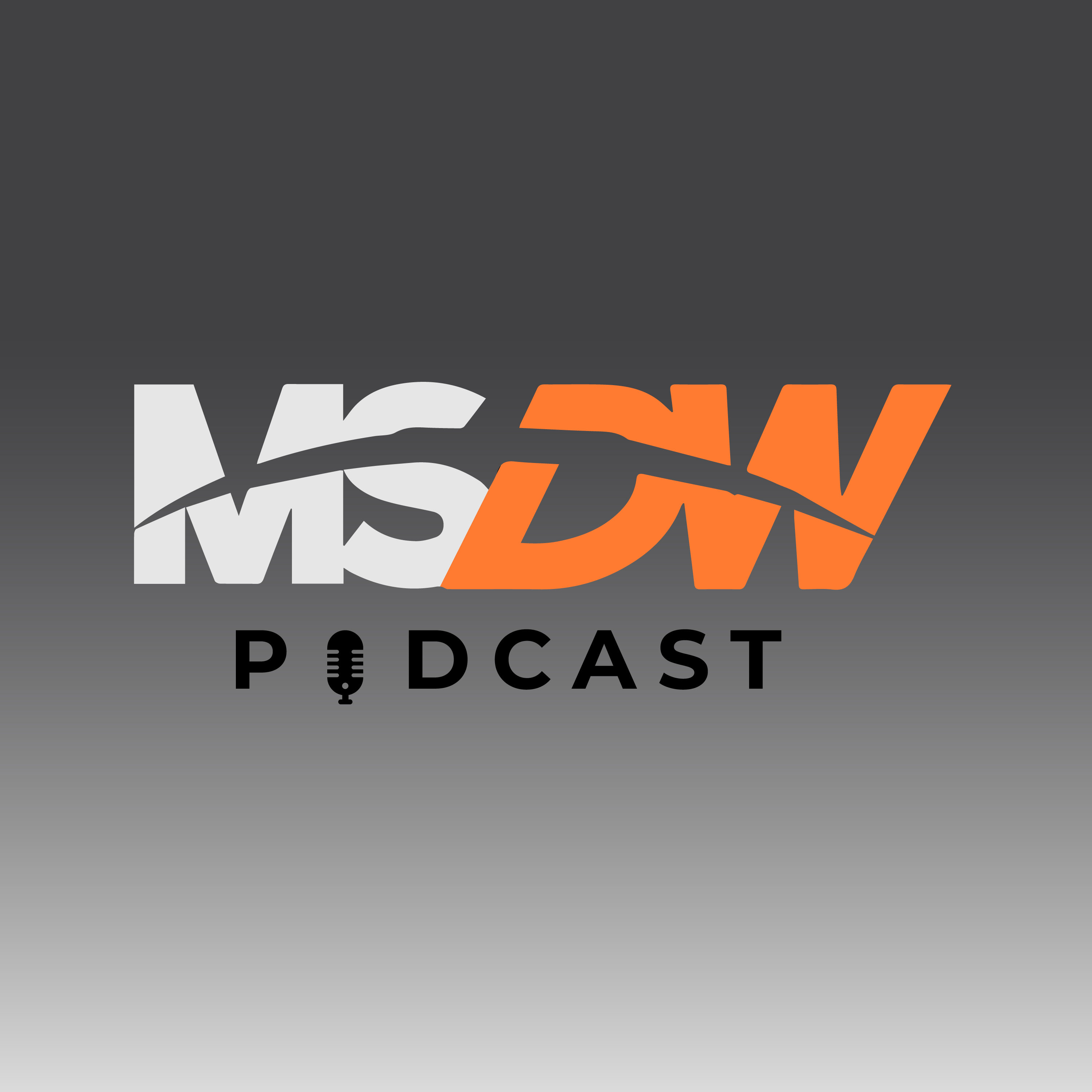 The MSDW Podcast show art