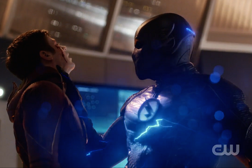 Crimson Comet #41 The Flash 2x06 Enter Zoom