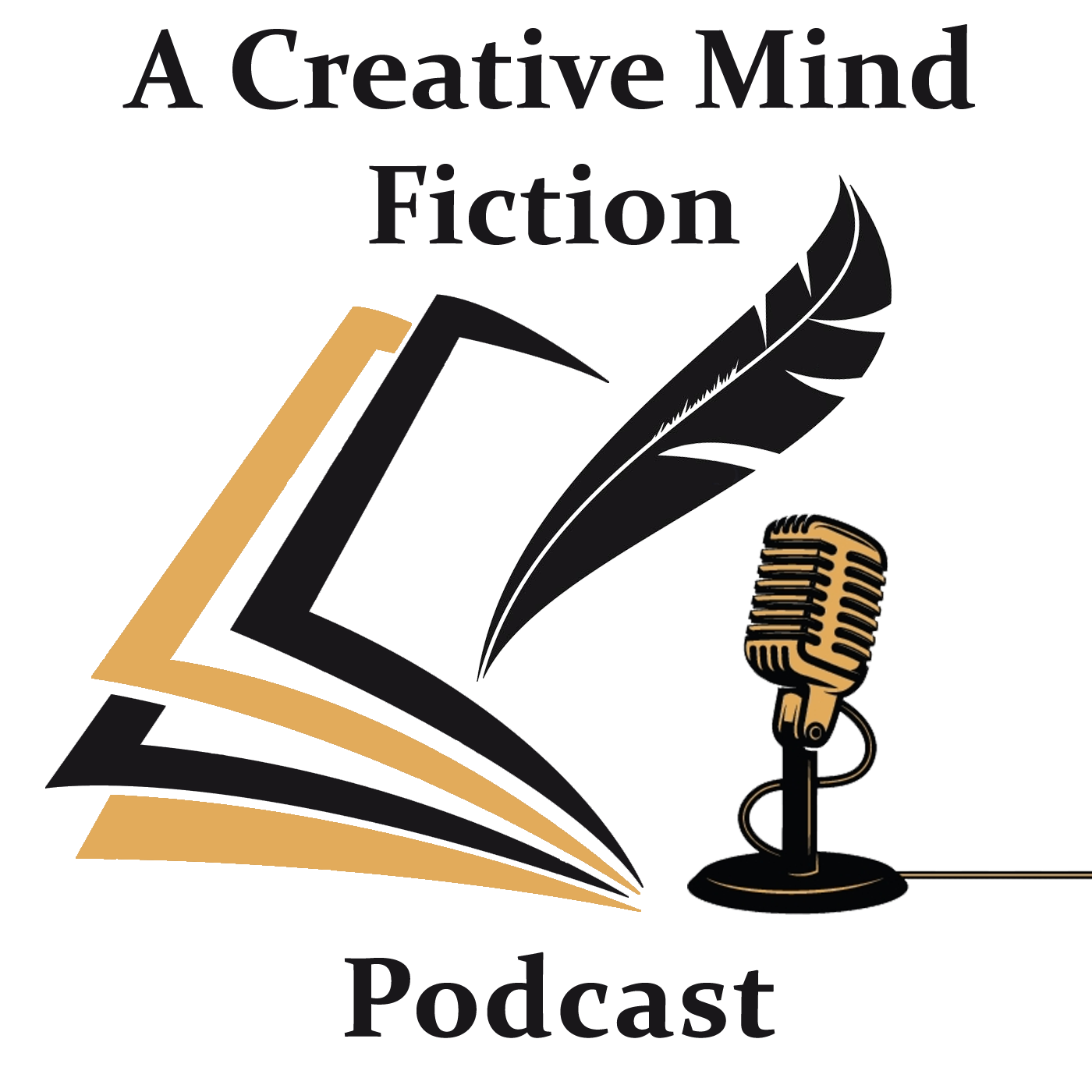 """    A Creative Mind Fiction Podcast, Short Stories & Flash Fiction Audio Books by Carrie Zylka "" Podcast"