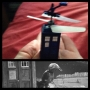 Artwork for Tim's Take On: Episode 226(TARDIS copter review/Doctor Who: The Web Planet mini review)