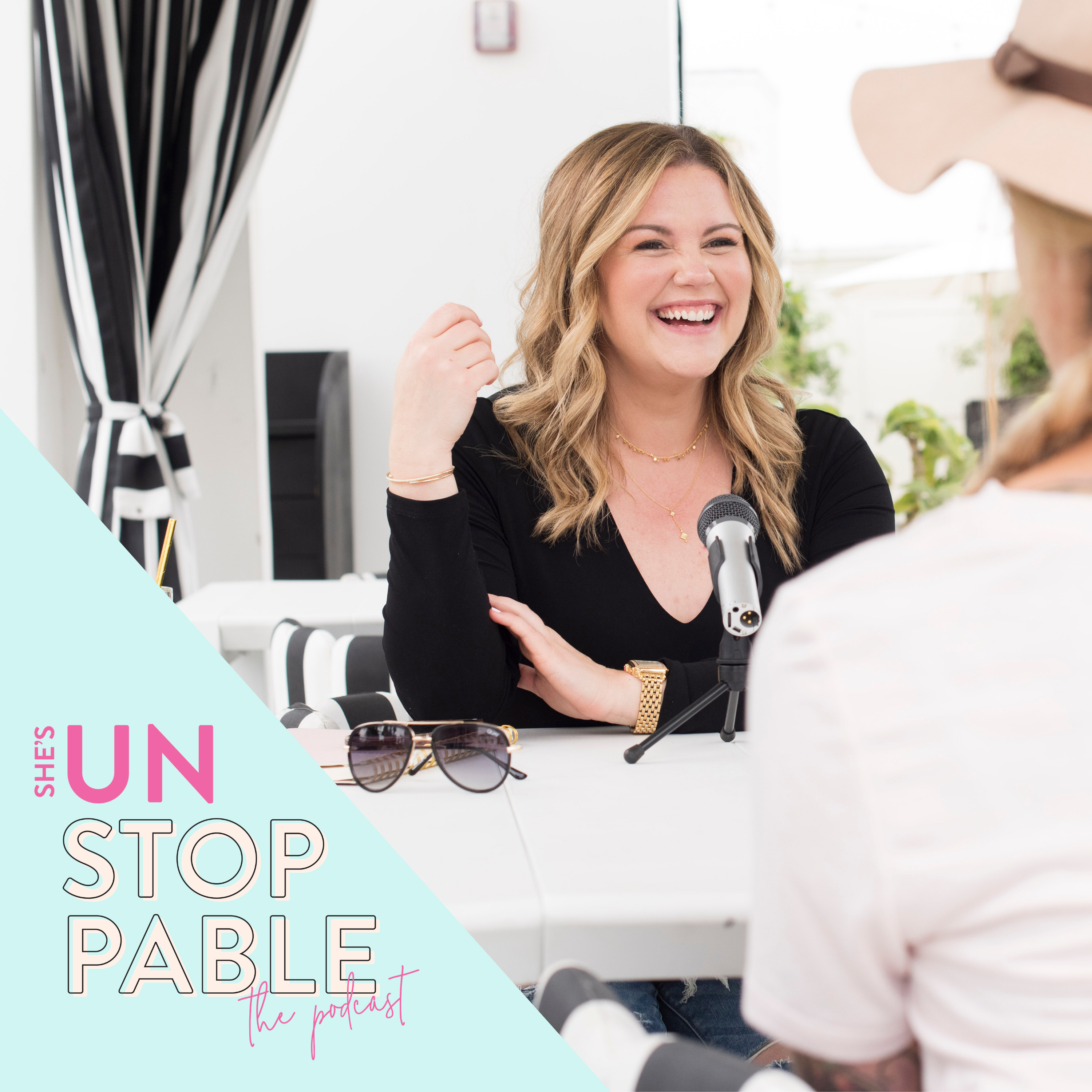 She's Unstoppable: The Podcast