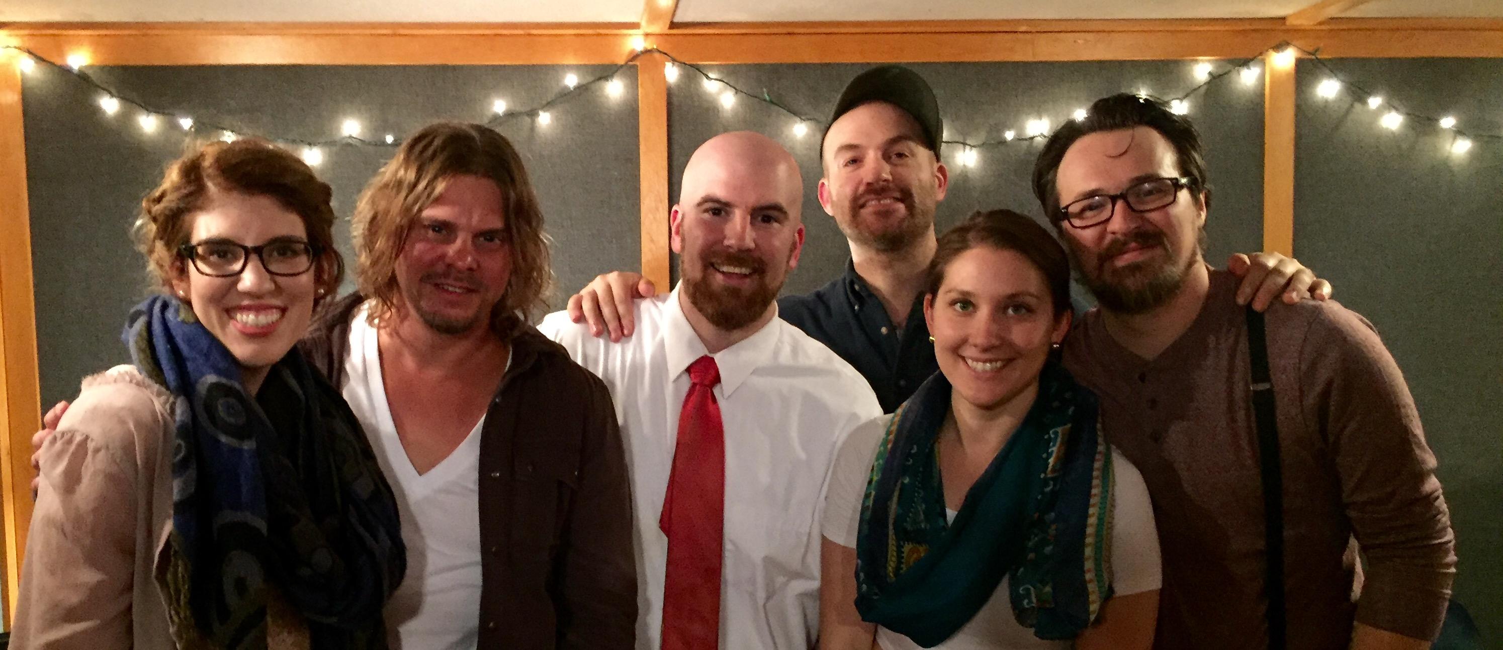 144 - Adrian + Meredith Krygowski, Christian Hunt, Ken Francis Wenzel, Katie Nowinski