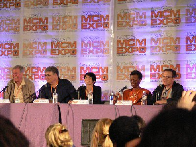 Tim's Take On: Episode 102(Futurama Panel at London Expo)