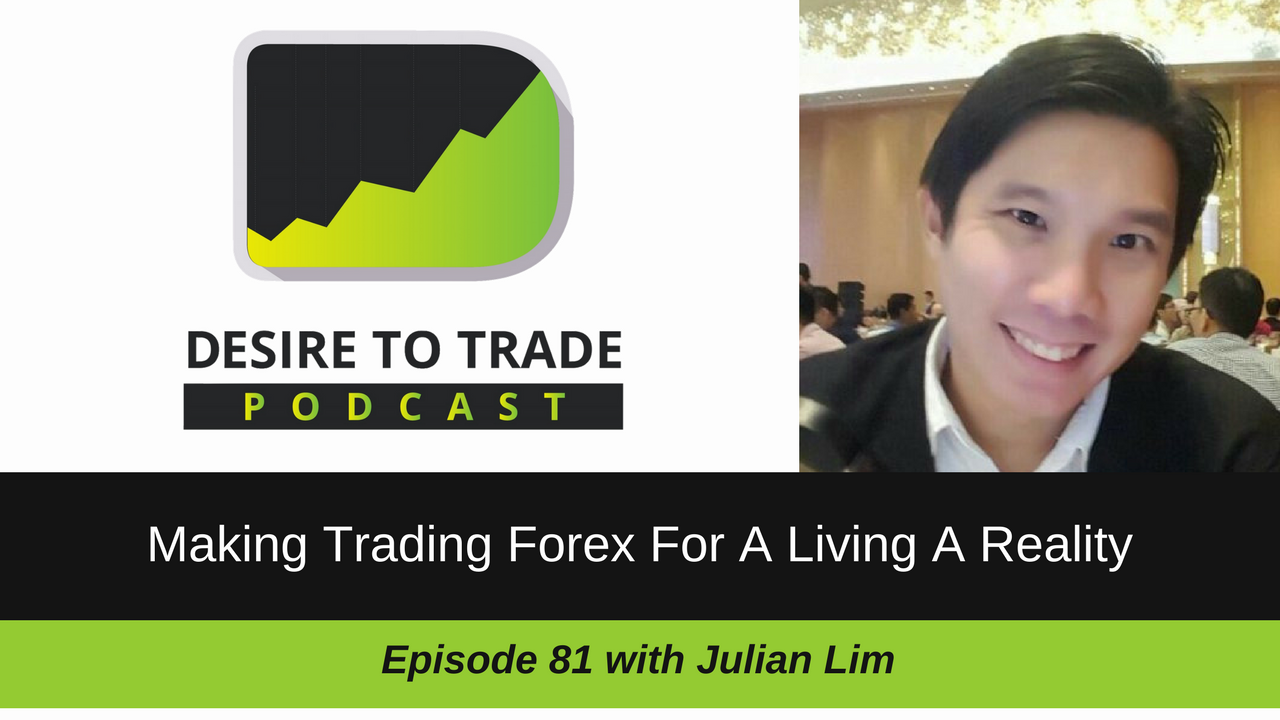 Who trades forex for a living