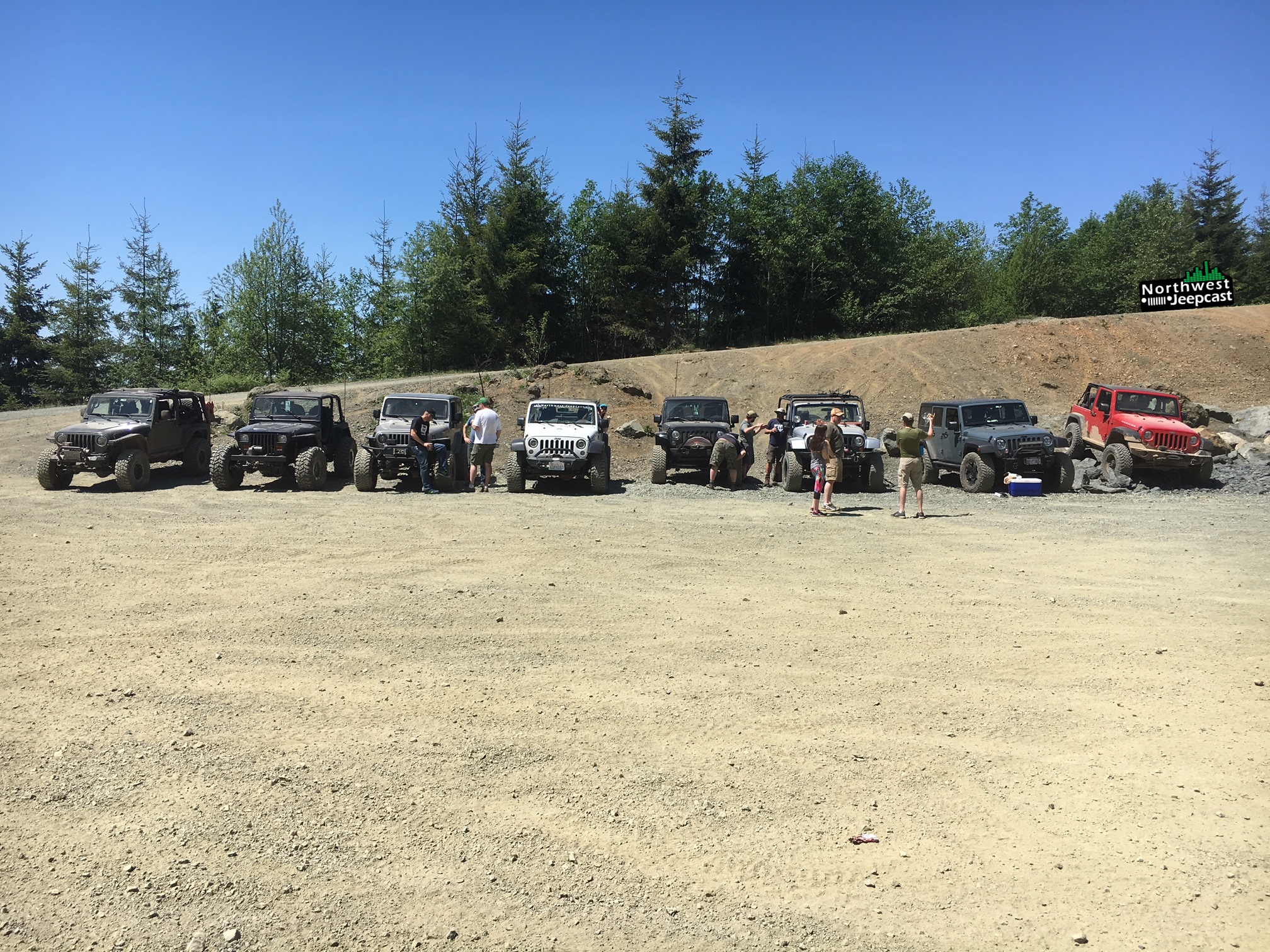 Northwest Jeepcast - A Jeep Podcast - Walker Valley