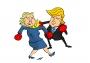 Artwork for Trump V. Clinton Debate:  Who Will Win?