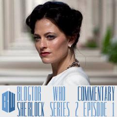 Sherlock 2.1 - Blogtor Who Commentary