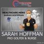 Artwork for Sarah Hoffman - Symetra Tour Golfer, Nurse On The Frontline