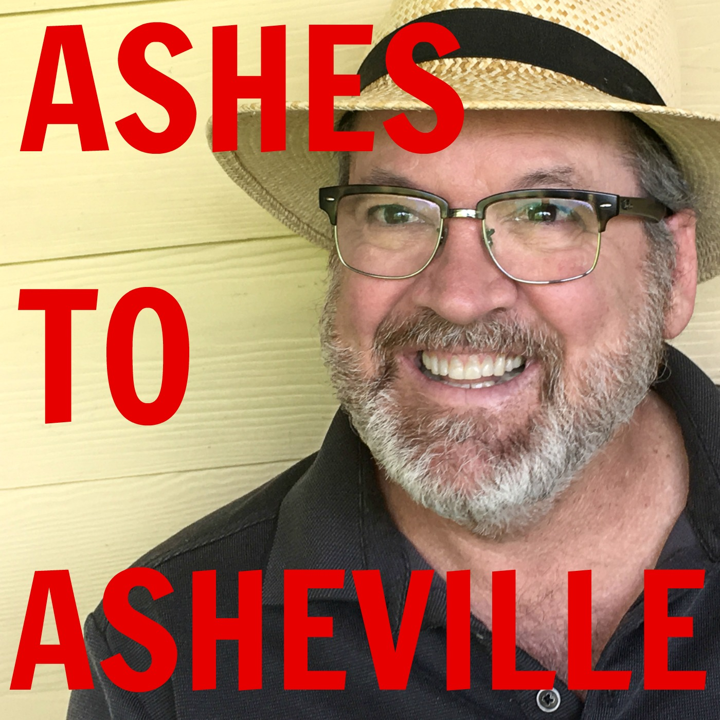 Ashes to Asheville show art